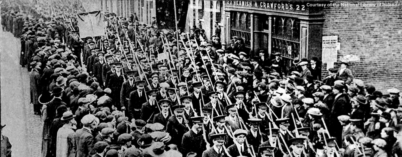1916 Irish Easter Rising
