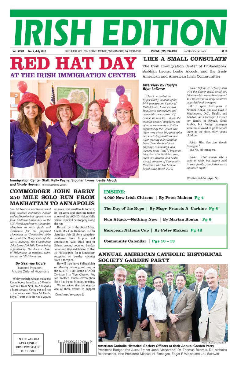 irishedition.com - Keeping the Future Irish