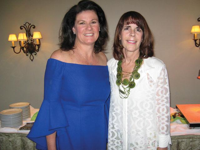 Mary Fogg and Judge Kelly Wall