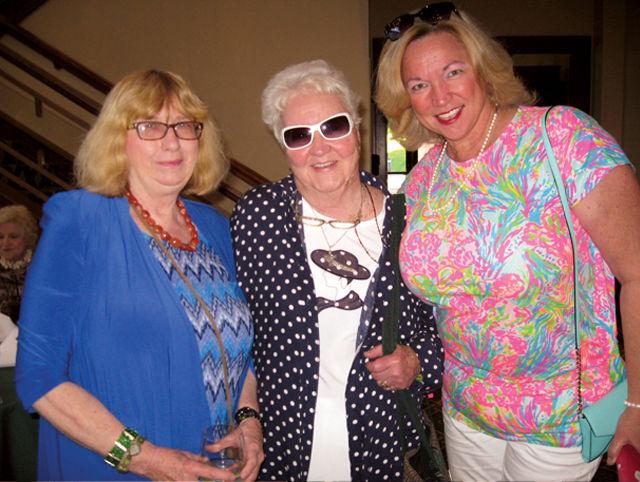 Marita Krivda Poxon, Pat Bonner and Marybeth Bonner Ryan